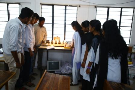 Fundamentals of Electrical Engg. Lab